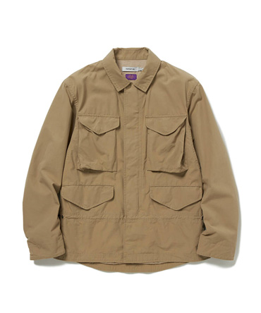 TROOPER JACKET COTTON POPLIN 【 nonnative / ノンネイティブ 】■SALE■