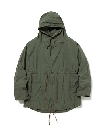 TROOPER SMOCK COTTON TYPEWRITER 【 nonnative / ノンネイティブ 】