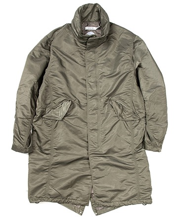 SOLDIER COAT NYLON TWILL WITH GORE-TEX INFINIUM【 nonnative / ノンネイティブ 】