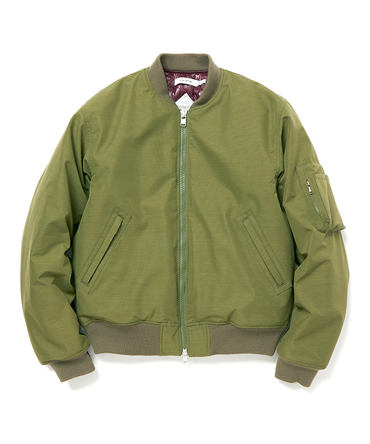 SOLDIER PUFF BLOUSON POLY PIQUE WITH GORE-TEX INFINIUM™ 【 nonnative / ノンネイティブ 】