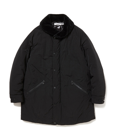 CARPENTER PUFF COAT NYLON TAFFETA【nonnative / ノンネイティブ】