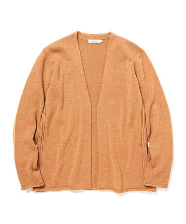 HIKER CARDIGAN W/CA YARN【nonnative / ノンネイティブ】