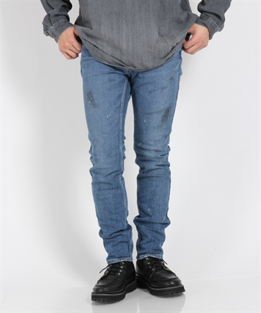 DWELLER 4P JEANS TAPERED FIT C/P 12oz DENIM STRETCH VW【nonnative / ノンネイティブ】■SALE■
