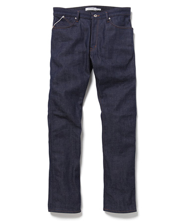 DWELLER 5P JEANS USUAL FIT COTTON 12.5oz SELVEDGE DENIM NW【nonnative / ノンネイティブ】