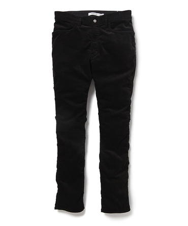DWELLER 4P JEANS TAPERED FIT C/P/P VELVETEEN STRETCH【nonnative / ノンネイティブ】