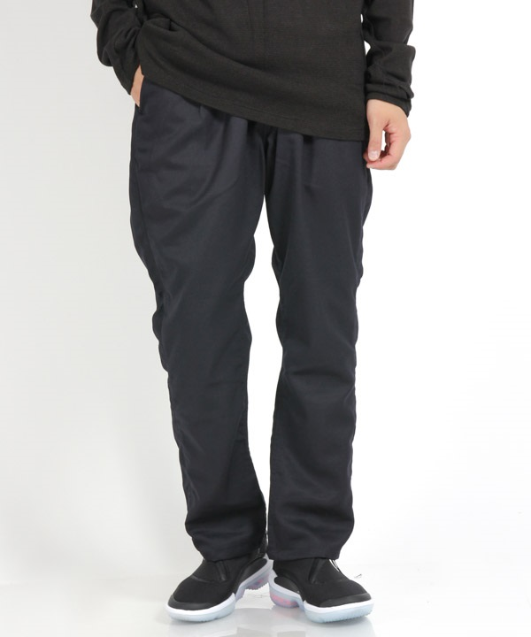 DWELLER EASY PANTS RELAX FIT WOOL TWILL 【nonnative / ノンネイティブ】(ネイビー-0)