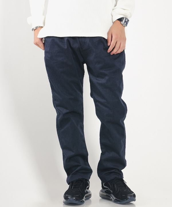 DWELLER EASY PANTS RELAX FIT C/P/P CHINO STRETCH【nonnative / ノンネイティブ】(ネイビー-1)