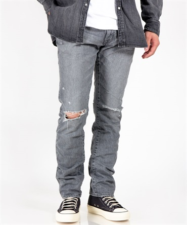 DWELLER 5P JEANS USUAL FIT COTTON 12.5oz SELVEDGE DENIM VW LIGHT 【 nonnative / ノンネイティブ 】