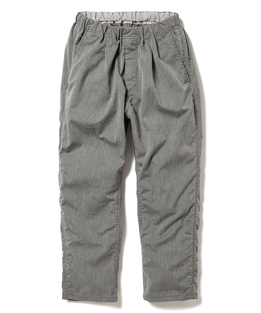 DWELLER EASY ANKLE CUT PANTS C/P OXFORD STRETCH 【 nonnative / ノンネイティブ 】