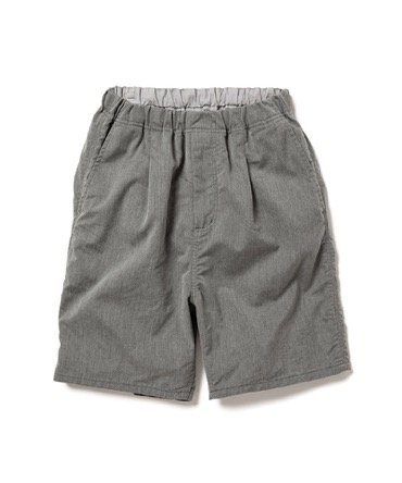 DWELLER EASY SHORTS RELAX FIT C/P OXFORD STRETCH 【 nonnative / ノンネイティブ 】■SALE■