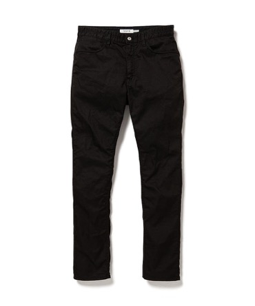 DWELLER 5P JEANS DROPPED FIT C/P TWILL STRETCH COOLMAX® 【 nonnative / ノンネイティブ 】
