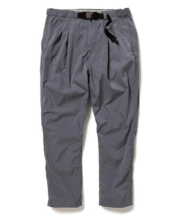 EXPLORER EASY PANTS POLY WEATHER STRETCH COOLMAX® WITH FIDLOCK® BUCKLE 【 nonnative / ノンネイティブ 】