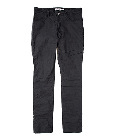 DWELLER 5P JEANS DROPPED FIT C/P BACK SATIN STRETCH 【 nonnative / ノンネイティブ 】