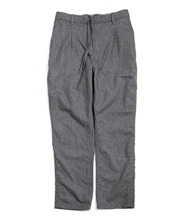 DWELLER EASY PANTS RELAXED FIT W/N/P LIGHT MELTON 【 nonnative / ノンネイティブ 】■SALE■
