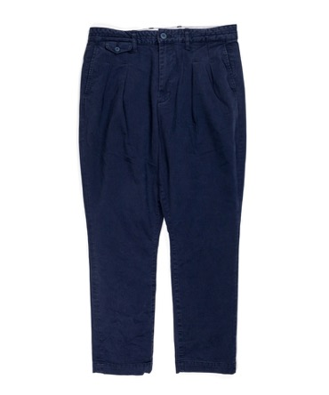 DWELLER CHINO TROUSERS RELAXED FIT C/P TWILL STRETCH VW 【 nonnative / ノンネイティブ 】