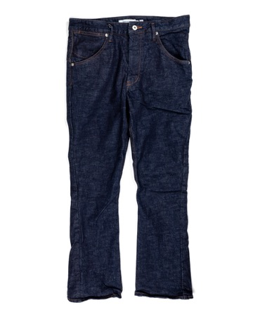 DWELLER 5P JEANS FLARED FIT C/P 13oz DENIM STRETCH OW 【 nonnative / ノンネイティブ 】