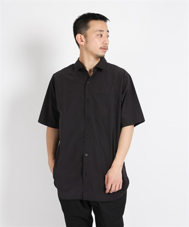 FELLER LONG SHIRT S/S P/N RIPSTOP 【nonnative / ノンネイティブ】■SALE■