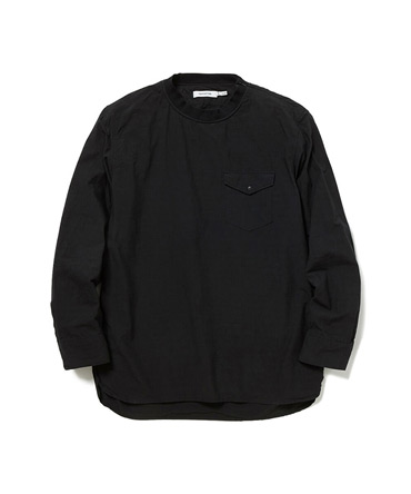 COACH PULLOVER SHIRT COTTON TYPEWRITER 【 nonnative / ノンネイティブ 】