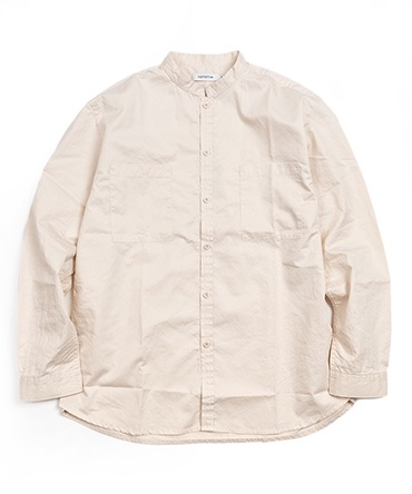 MASTER BIG SHIRT COTTON SATIN 【 nonnative / ノンネイティブ 】