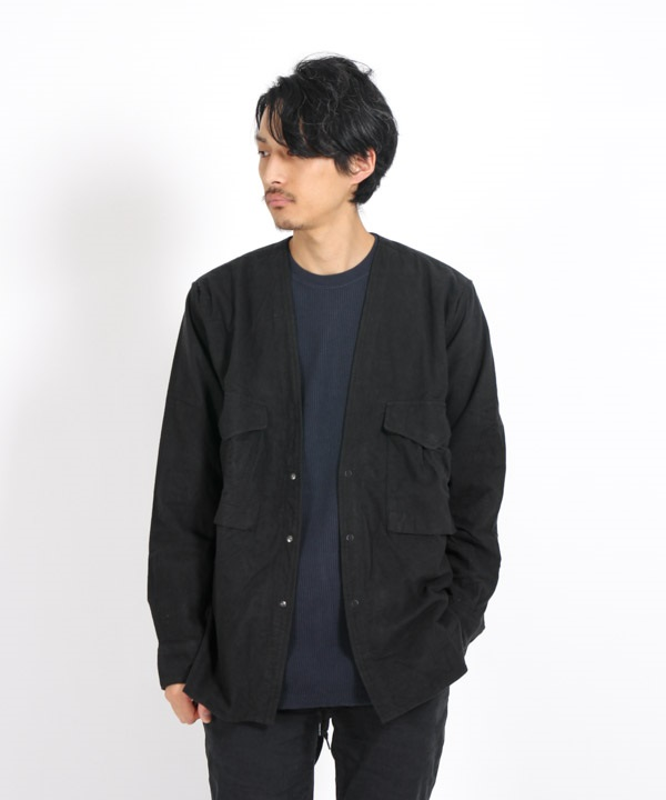 CARPENTER SHIRT JACKET COTTON FLANNEL 【nonnative / ノンネイティブ】