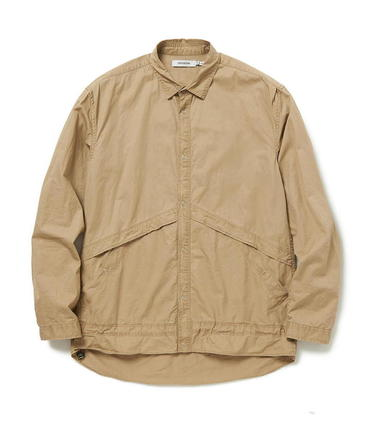 COACH SHIRT JACKET COTTON TWILL VW 【 nonnative / ノンネイティブ 】