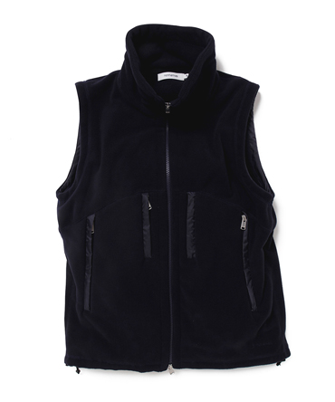 ALPINIST VEST POLY FLEECE POLARTEC® 【 nonnative / ノンネイティブ 】