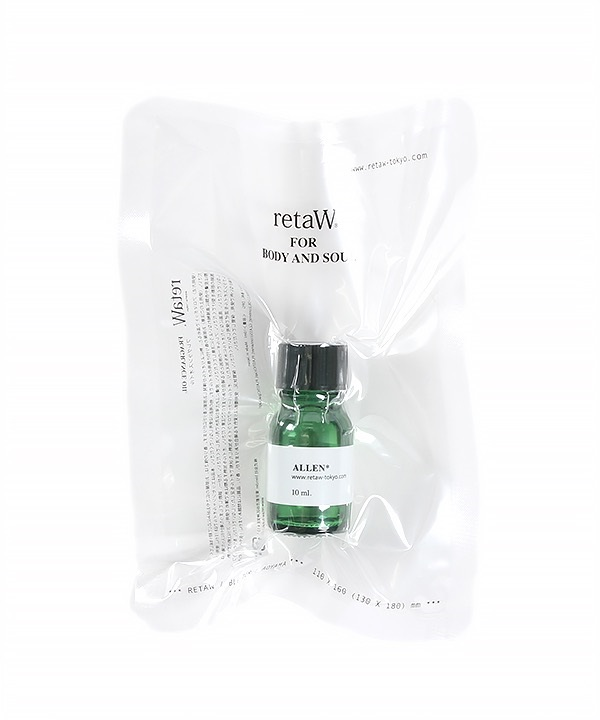 Fragrance Oil ALLEN*【retaW / リトゥ】