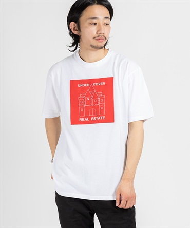TEE REAL ESTATE 【 UNDERCOVER / アンダーカバー 】■SALE■