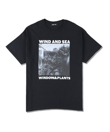 WDS (W&P) PHOTO T-SHIRT 【 WIND AND SEA / ウィンダンシー 】