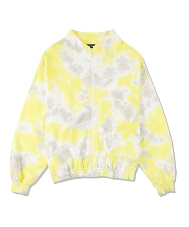 SEA (tie-dye) SWEAT BLOUSON 【 WIND AND SEA / ウィンダンシー 】