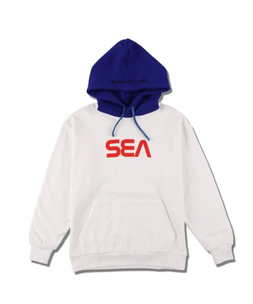 SEA (SPC) HOODIE 【 WIND AND SEA / ウィンダンシー 】