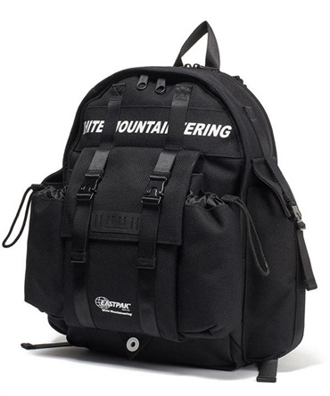 WM x EASTPAK MULTI POCKET BACKPACK【White Mountaineering / ホワイトマウンテニアリング】