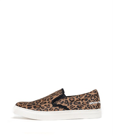 PERTEX SHIELD PRO LEOPARD PRINTED SLIP-ON 【 White Mountaineering / ホワイトマウンテニアリング 】■SALE■