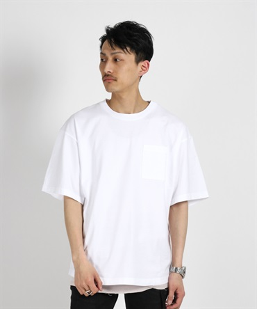 OVERSIZED T-SHIRT【Wardrobe / ワードローブ】■SALE■