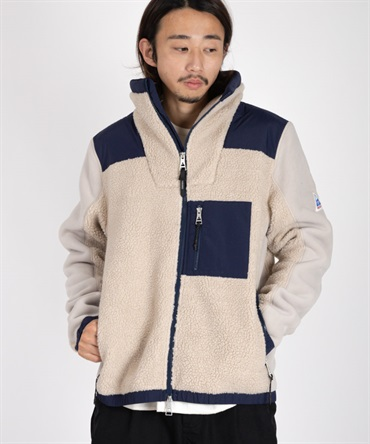 HUGO Bonded Fleece 【 Cape HEIGHTS / ケープハイツ 】■SALE■