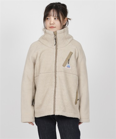 Womens BREAKHEART Fleece 【 Cape HEIGHTS / ケープハイツ 】
