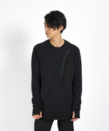 SURVIVAL CREW NECK TOP サバイバル クルーネック トップ【CIVILIZED / シヴィライズド】