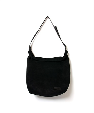 WR PIG LEATHER ROLL TOP BAG ピッグレザー ロールトップバッグ【hobo / ホーボー】■SALE■