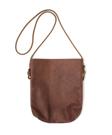 OUTDOOR PRODUCTS × marka LEATHER BAG 【marka / マーカ】