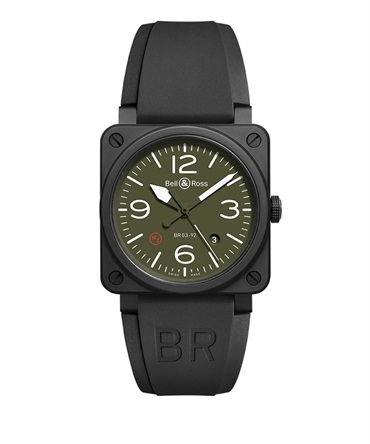 BR 03-92 MILITARY TYPE BR0392-MIL-CE 【BELL&ROSS ベルアンドロス】