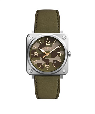 BR S GREEN CAMO 【BELL&ROSS ベルアンドロス】