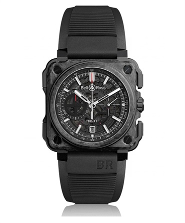 BR-X1 CARBONE FORGE BRX1-CE-CF-BLACK-SRB【Bell&Ross / ベルアンドロス】