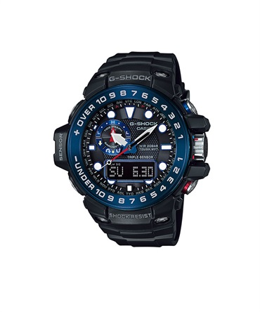 【G-SHOCK】 MASTER OF G  GWN-1000B-1BJF